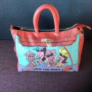 Cute tote handbag